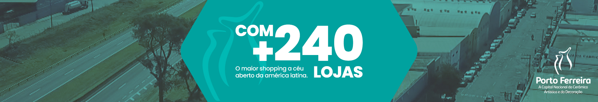 +de 240 lojas
